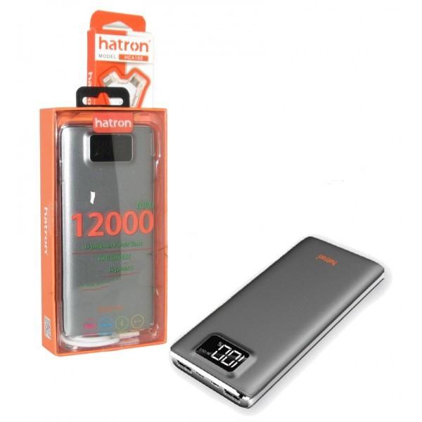 شارژر همراه هترون HPB-12000DI