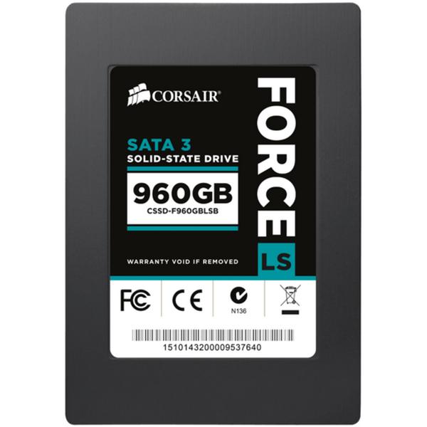 حافظه اس اس دی داخلی کورسیر  Force LS - 960GB