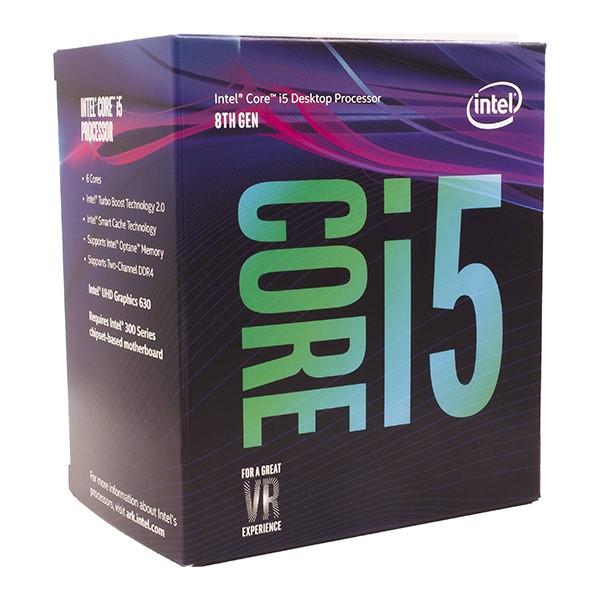 پردازنده مرکزی اینتل Core i5-8500 - 3.00GHz
