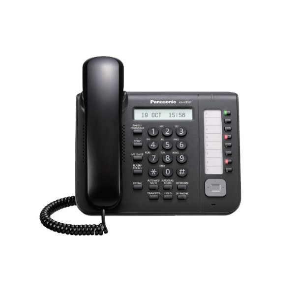 گوشی تلفن آی پی پاناسونیک KX-NT551