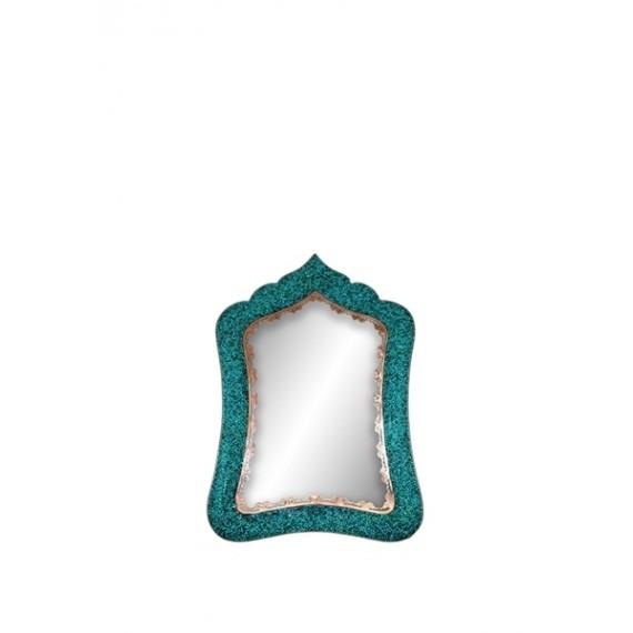 آینه مستطیل شماره 1 فیروزه کوب برند آقاجانی