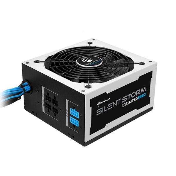 منبع تغذیه کامپیوتر شارکون ICE WIND 550W