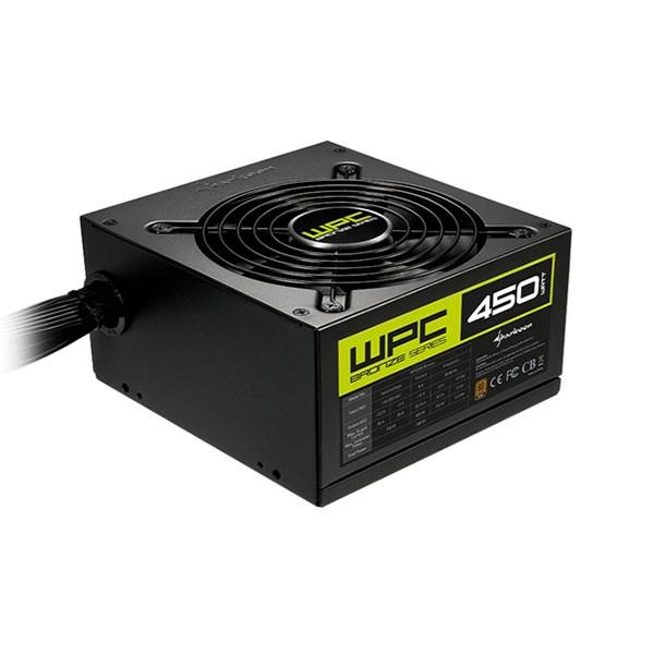 منبع تغذیه کامپیوتر شارکون WPC 450 BRONZE