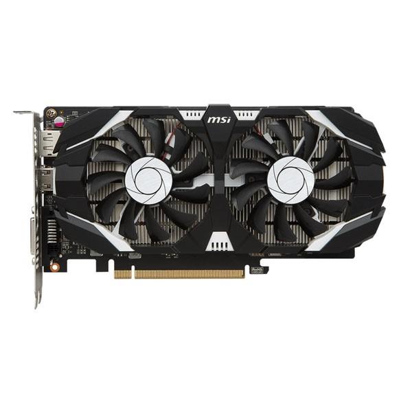 کارت گرافیک اِم اِس آی GeForce GTX 1050 Ti 4GT OCV1