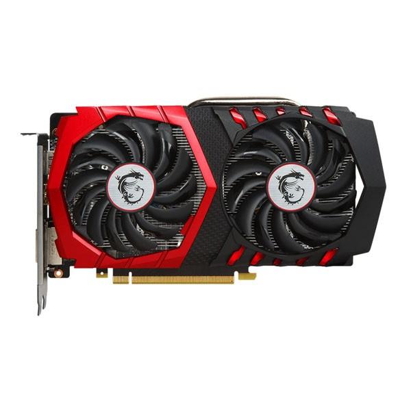 کارت گرافیک اِم اِس آی GeForce GTX 1050 GAMING X 2G
