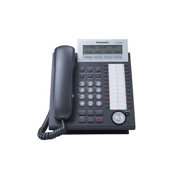تلفن دیجیتال پاناسونیک KX-DT333