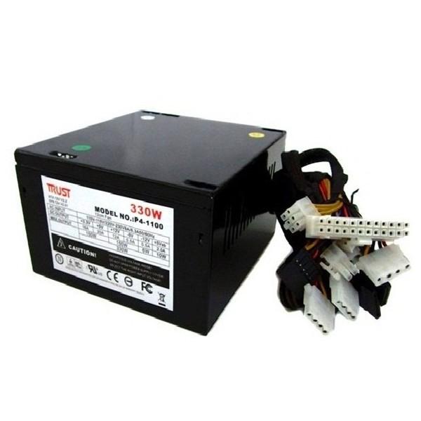 منبع تغذیه کامپیوتر تراست 330W