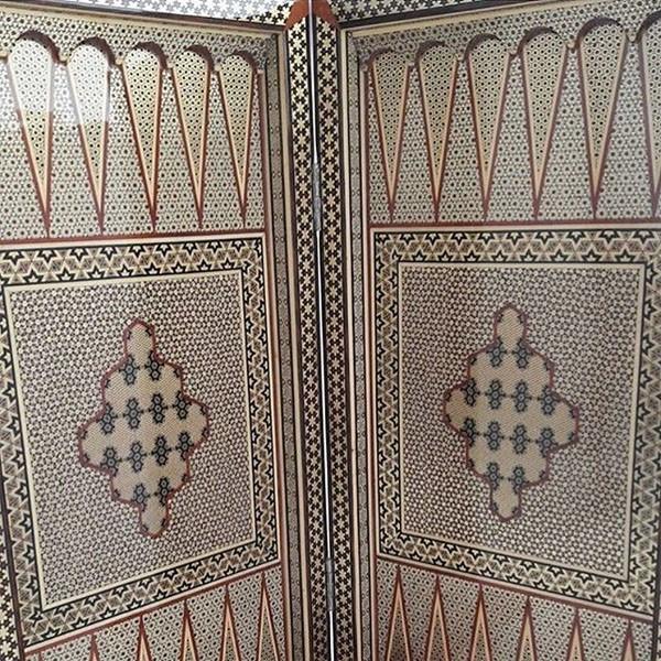 تخته نرد اعلاء برند نقش نگار اصفهان