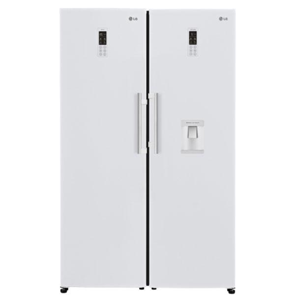 یخچال و فریزر ال جی دوقلو LF25FW / LF25RW