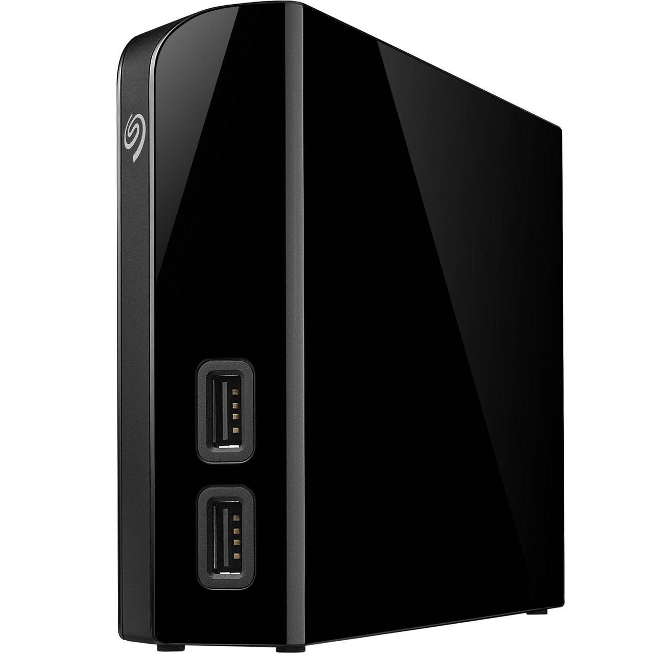 هارد ديسک اکسترنال رومیزی Seagate Backup Plus Hub - 4TB
