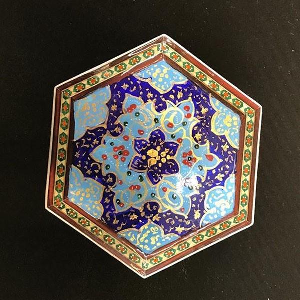جعبه خاتم کاری برند نقش نگار اصفهان