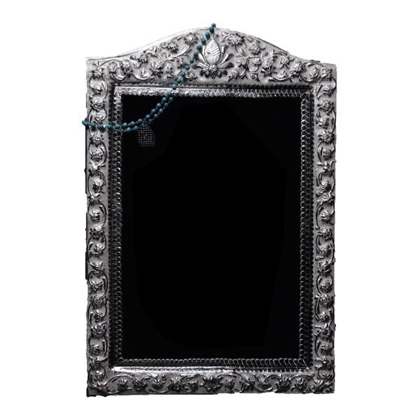 آینه نقره قلمزنی اهتمام S171010261