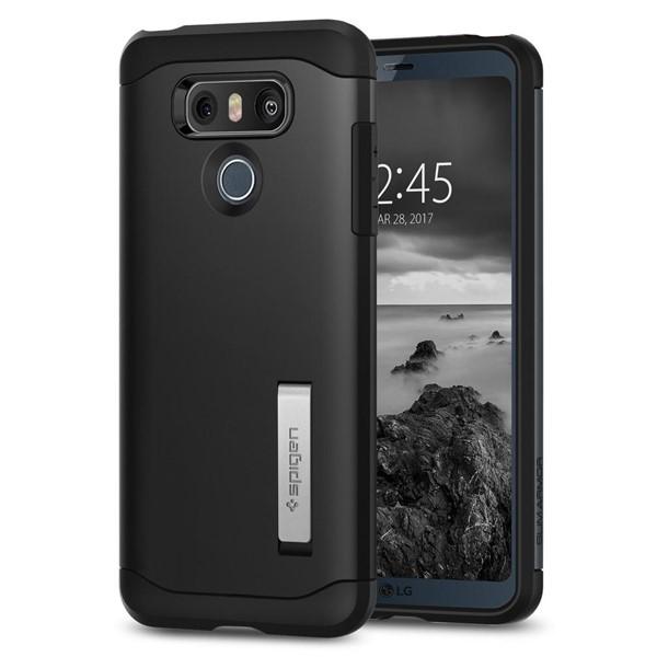 کاور موبایل اسپیگن Slim Armor Case LG G6