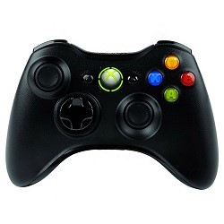 دسته بازی مایکروسافت Xbox 360 Wireless