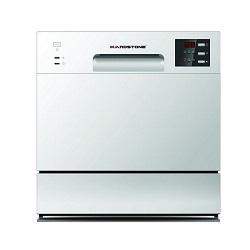 ماشین ظرفشویی رومیزی هاردستون DWM 0801 W