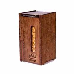 بانکه حبوبات چوبی لومن