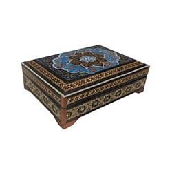 جعبه خاتم 180201 برند گوهردان