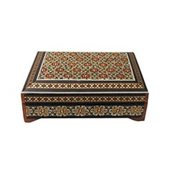 جعبه خاتم 180221 برند گوهردان