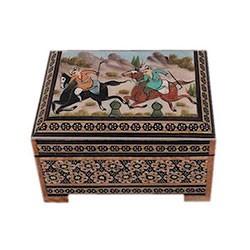 جعبه خاتم 180101 برند گوهردان