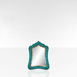 آینه مستطیل کوچک سایز ۱ فیروزه کوب برند نورمهر