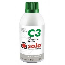 اسپری تست مونوکسید کربن دتکتور تسترز Solo C3