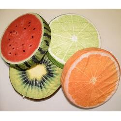 تشک صندلی طرح میوه