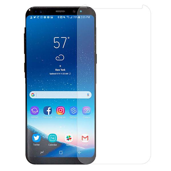 محافظ صفحه نمایش فول چسب سامسونگ S8 plus