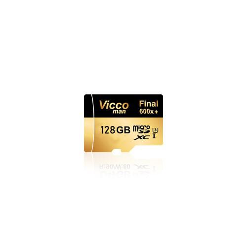 کارت حافظه ویکومن micro SD Final 600x Class 10 U3 - 128GB