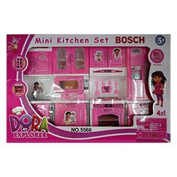 آشپزخانه کوچک بوش DORA