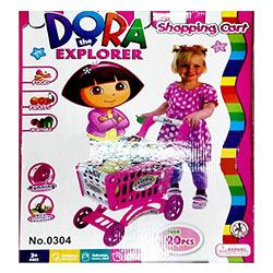 چرخ خرید فروشگاهی برند DORA