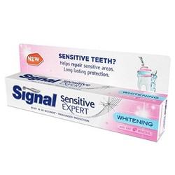 خمیر دندان 100 میل ضد حساسیت سفید کننده سیگنال Sensitive Expert White