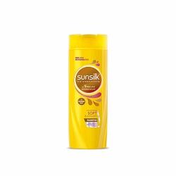 شامپو 600 میلی لیتری برای موهای خشک سان سیلک Nourshing Soft AND Smooth