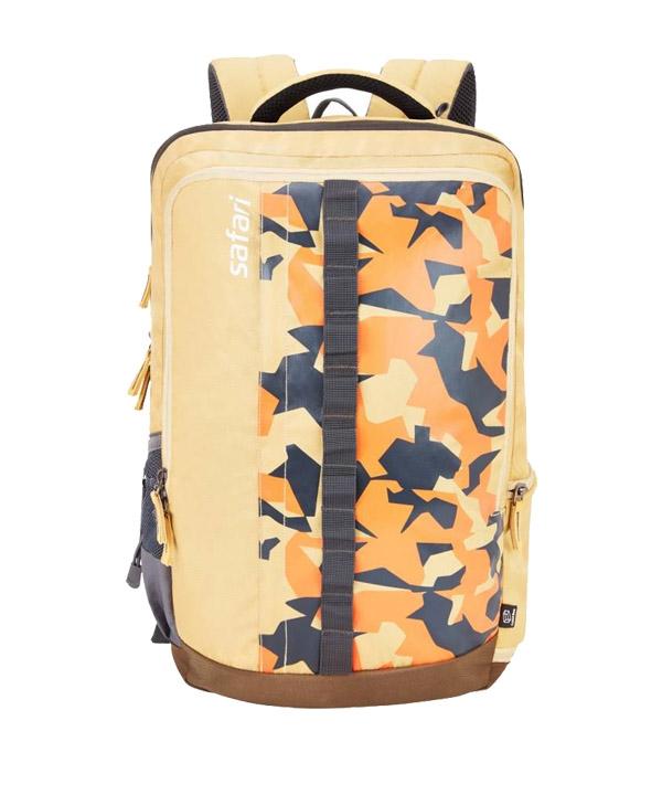 کوله پشتی مردانه سافاری Camouflage