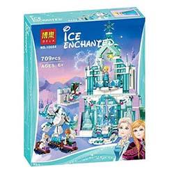 لگو دخترانه عصر یخی 709 تیکه بلا 10664 Ice Enchanled