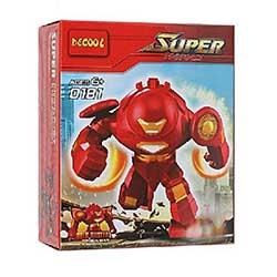 لگو پسرانه قهرمانان دیکول 0181 SUPER HERO