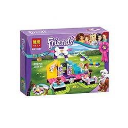 لگو دخترانه پارک بازی  202 تیکه بلا 10607 Friends