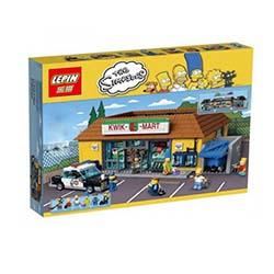 لگو پسرانه 2232 تیکه لپین 16004 Simpsons