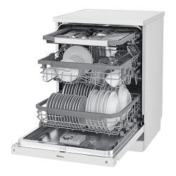 ماشین ظرفشویی ایستاده ال جی XD88W