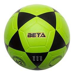 توپ فوتبال چرمی بتا سایز مخصوص 111 PFSL3.5