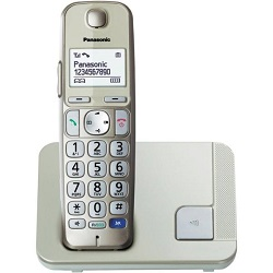 تلفن بیسیم پاناسونیک KX TGE210
