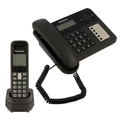 تلفن بیسیم پاناسونیک KX TG6458BX