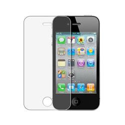 محافظ صفحه نمایش شیشه ای فول چسب اپل iPhone 4