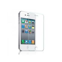 محافظ صفحه نمایش شیشه ای فول چسب اپل iPhone 4s