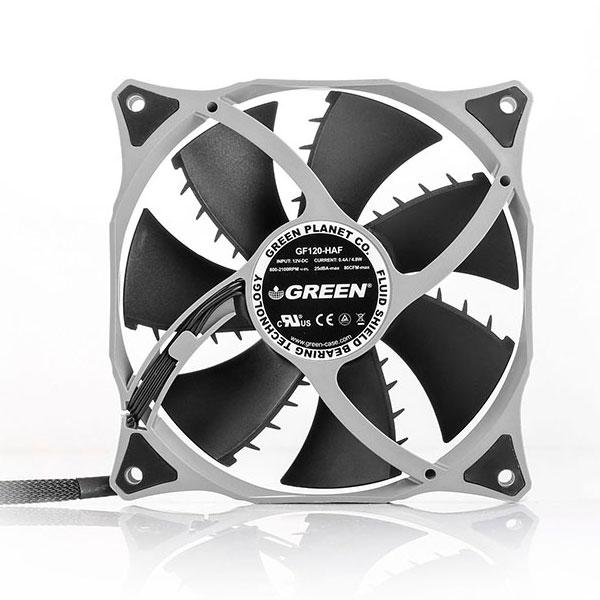 فن کیس گرین GF120 RGB