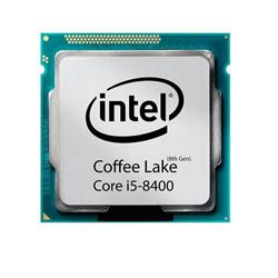 پردازنده اینتل Core i5-8400 Tray