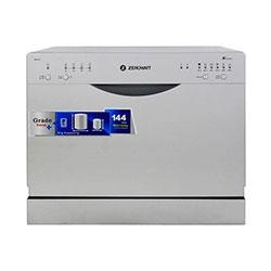 ماشین ظرفشویی رومیزی زیرووات  ZDCFS6