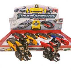 ماشین بازی تبدیل شونده Transformation Toy Car
