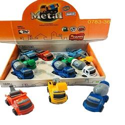 ماشین بازی قدرتی Metal Toy Car