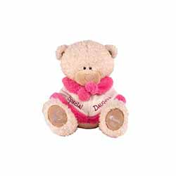 عروسک خرس تی آمو هپی تویز