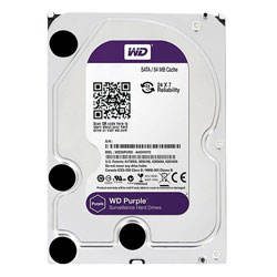 هارد دیسک اینترنال Western Digital Purple Surveillance - 2TB
